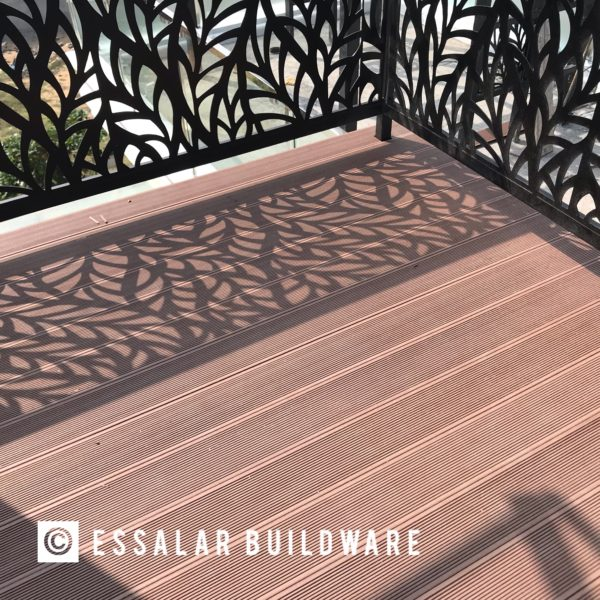image of deck flooring installed in chennai