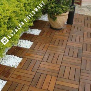 image of deckflooring ipe wood