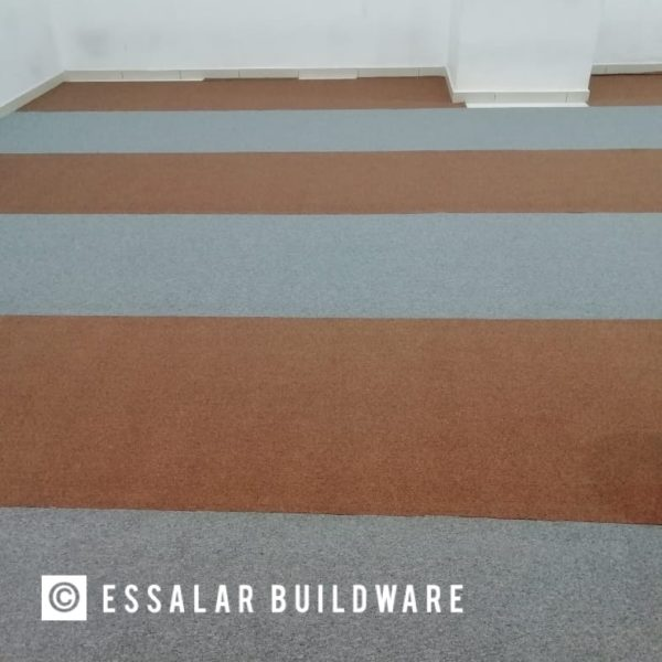 image of two colour carpet