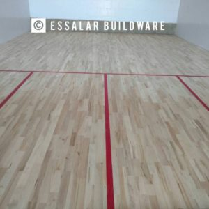 image of squash court