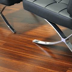 wooden flooring ties